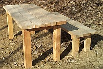 Betonové lavičky